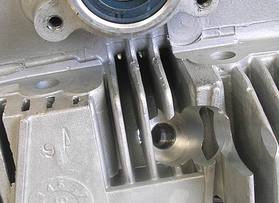 Ducati Zweiventil Zylinderköpfe