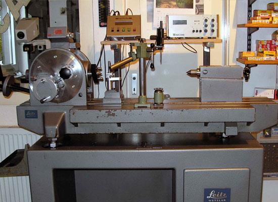 Rundlauf-Messmaschine