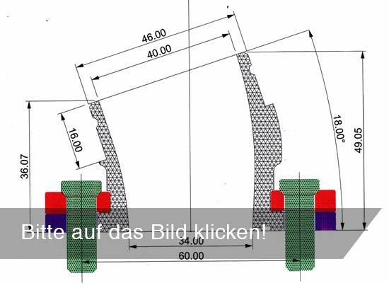 Stutzen-CNC-Schnitt